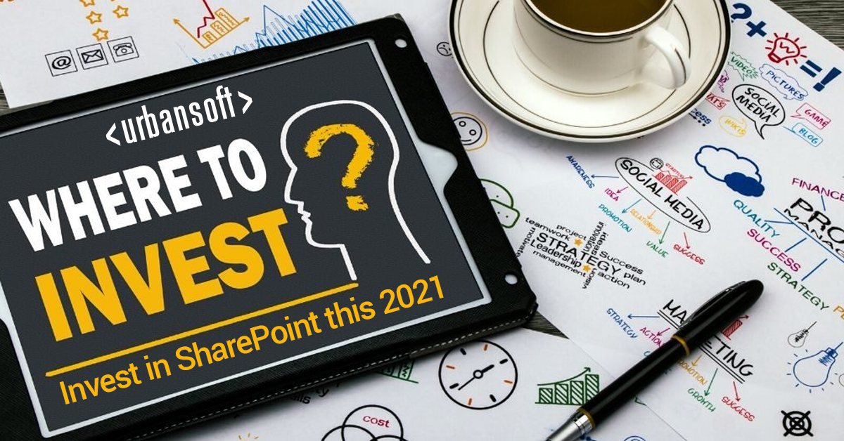 Why Invest in SharePoint this 2021?